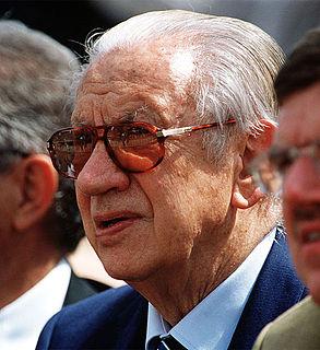 IOC president 1980–2001