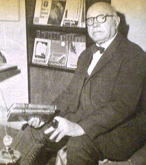 Juan Filloy - Juan Filloy in 1971