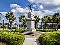 Juan Ponce De Leon Statue - St Augustine, Florida.jpg