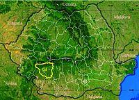 Judetul Gorj 3D map.jpg