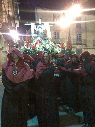 Béjar - Image: Jueves santo bejar 2