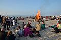 Kühlungsborn, Strandparty mit Lagerfeuer (22).JPG