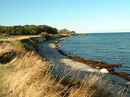 Küste Fehmarn Süd