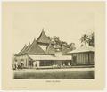 KITLV - 29366 - Demmeni, J. - Mosque at Kota Gedang near Fort de Kock (Bukittinggi) - circa 1910.tif