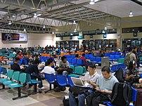 LCCT at kuala lumpur airport