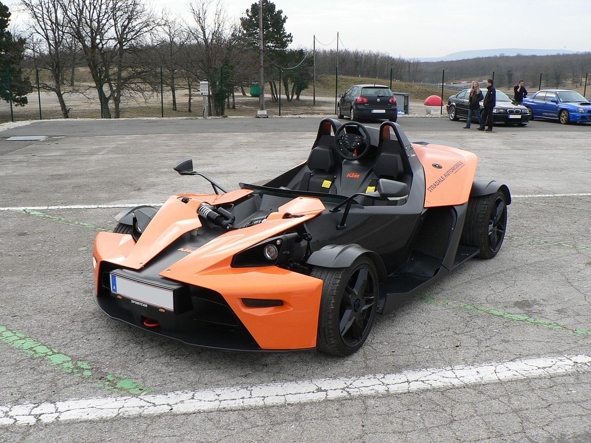 Ktm X Bow Top Gear Ita