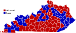 KY-USA 1990 Senate Results by County 2-color.svg