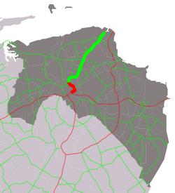Kaart Provinciale weg 46.png