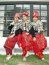 Kachin women in traditional dress.jpg