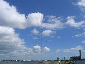 Kalundborg Transmitter - Image: Kalundborg mediumwave.swn