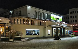 Theater Bonn - Kammerspiele, one of the venues for plays