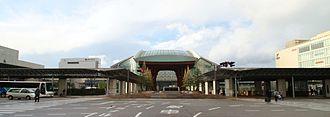 Ishikawa Prefecture - Kanazawa Station