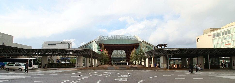 Kanazawa Station Higashiguchi
