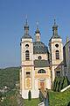 Kaple svaté Trojice u zámku Vranov nad Dyjí 05.JPG