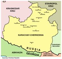Δημοκρατία των Καρατσάι - Τσερκεσίων