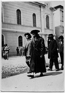 History of the Jews in Carpathian Ruthenia