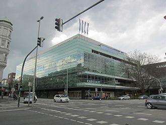Karstadt - Karstadt department store in Kiel