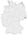 Karte Bautzen in Deutschland.png