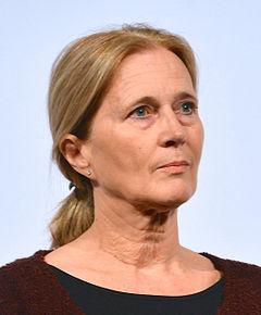 Katarina Frostenson under nomineringen til Augustprisen i kategorien skønlitteratur 2013.