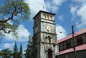 Roman Catholic Archdiocese of Castries - Cathedral Basilica of the Immaculate Conception