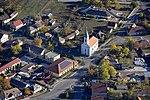 Katolikus templom (Besenyszög) - légi fotó.jpg