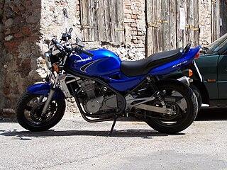 Kawasaki ER-5 motorcycle