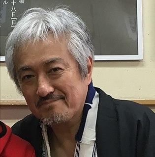 Kazuhiro Yamaji Japanese actor