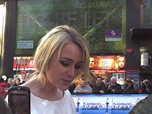 Keeley Hawes - Hawes in 2008