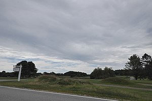 National Register of Historic Places listings in York County, Maine - Image: Kennebunkport ME Cape Arundel Golf Club 2