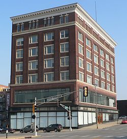 Kennedy Building (Omaha) from NW 1.JPG