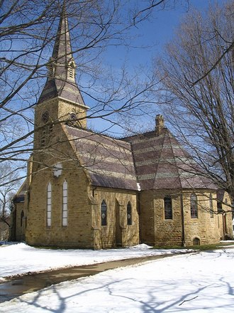 Kenyon College - The Church of the Holy Spirit
