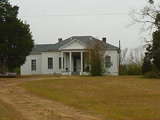 Kerby House human settlement in Alabama, United States of America