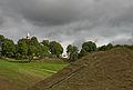 Kernave from the mounds, Lithuania, Sept. 2008 - Flickr - PhillipC.jpg