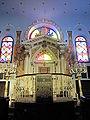 Keszthely Synagogue Bimah.JPG