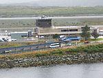 Ketchikan Airport terminal, Aug 2016-2.jpg