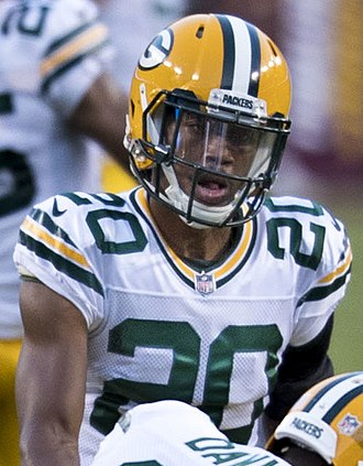 Kevin King (American football) - King in 2017