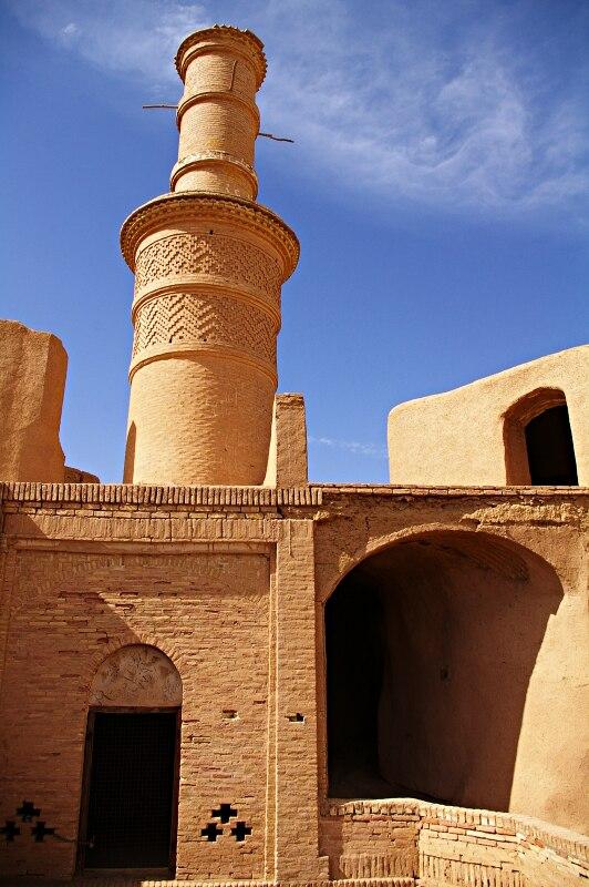 Kharanagh-minaret