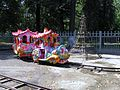 Kiddie Train in Ramenskoye.JPG