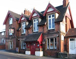 Kilburn, Derbyshire - The Hunters Arms