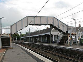 Kilwinning railway station