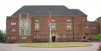 King Edward's School, Birmingham - Image: King Edward VI School Birmingham