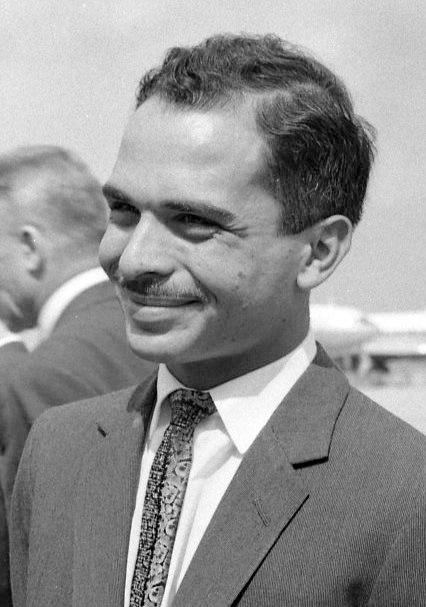 King Hussein 1963