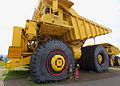 King of the Lode mine haul truck, Mineview in the Sky (4828169812).jpg