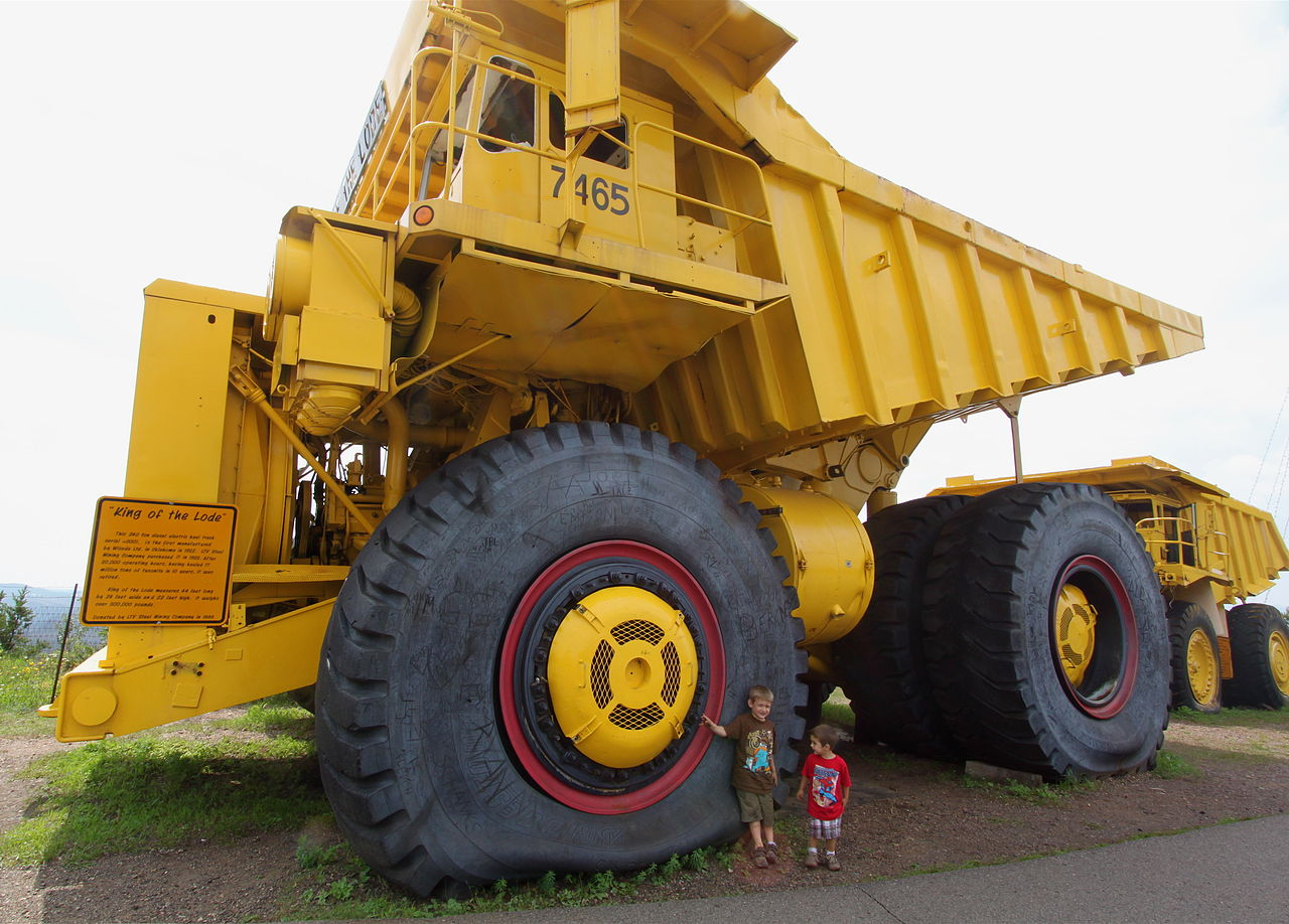 File King Of The Lode Mine Haul Truck Mineview In The Sky