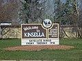 Kinsella - Welcome Sign.JPG
