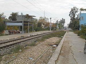 Kiremithane railway station