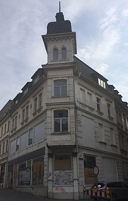 Wilhelmstraße in Bernburg