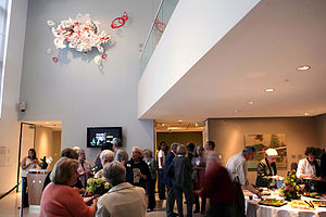 Knoxville Museum of Art - Image: Knoxville Museum of Art Lobby
