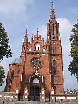Kościół p.w św. Jakuba w Sztabinie, gmina Sztabin, powiat augustowski DSCF7711.JPG