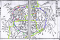 Korean old maps Three divisions of Hanyang(Seoul)01.jpg